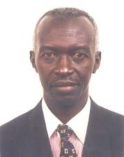 Pastor Edward Kayizzi